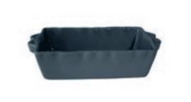 Ovenschaal rechthoek dark grey