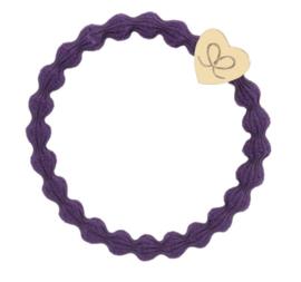 armband/haarelastiekje purple