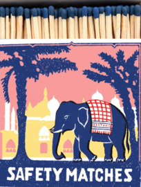 Dark  blue elephant