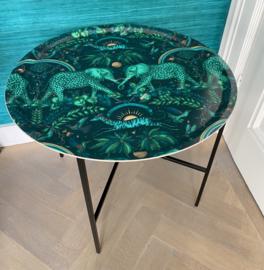 Tabletray round elephant