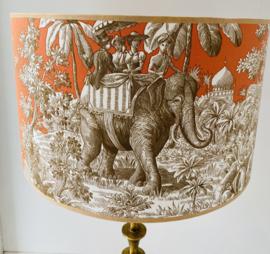 Kap orange elephant