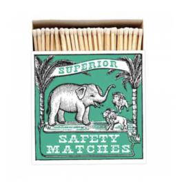 Lucifer green elephant