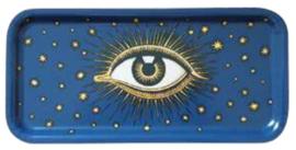 Tray Eye blue