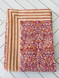 Tafelkleed 340x180 orange