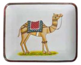 Little tray camel