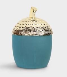 Pot jar acorn