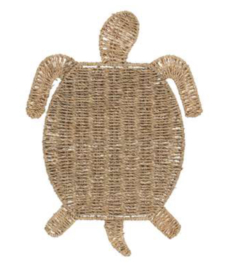 Placemat turtle