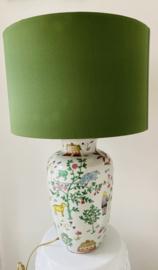 Gekleurde  Chinese lamp