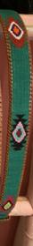 Unisex riem groen 90cm