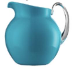 Acrylic tumbler turquoise
