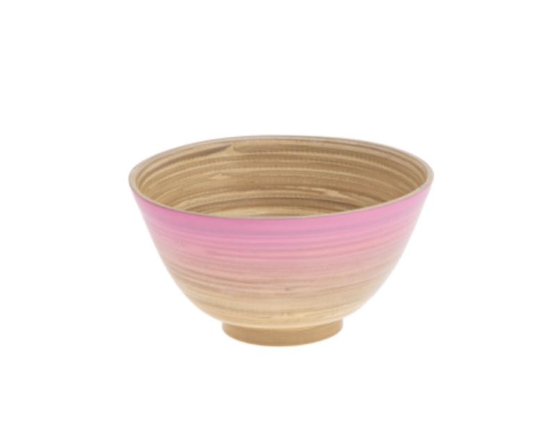 Bakje bamboo rose