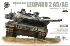 Border Model | TK-7201 | Leopard 2a5/2a6 | 1:72