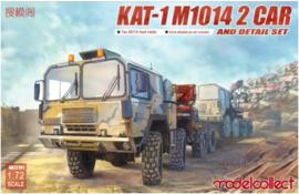 ModelCollect | ua72191 | Kat-1 M1014 2 car and detail set | 1:72