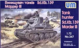 Sd.Kfz. 139    Marder III
