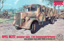 OPEL BLITZ (Daimler built, L701 Einheitsfahrerhaus)