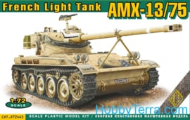 ACE | 72445 | AMX-13/75 light tank | 1:72