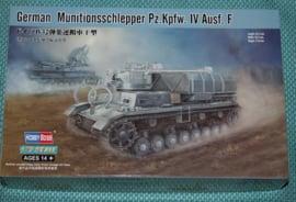 HobbyBoss | 82908 | Munitionsschlepper Pz.Kpfw. IV Ausf. F | 1:72