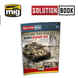 MIG | Solution book 4 | How to paint WWII German Late