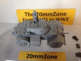 EarlyWarMiniatures | barmc6 | Staghound armoured car Mark1 | 1:72