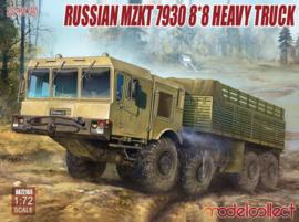 mzkt 7930 8x8 heavy truck