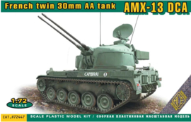 Ace | 72447 | AMX-13 DCA French twin 30mm AA tank | 1:72