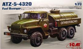 ICM | 72613 | ATZ-5-4320 Fuel Bowser | 1:72