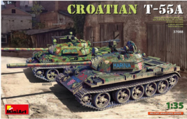 MiniArt | 37088 | Croatian T-55A | 1:35