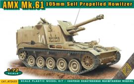 Ace | 72453 | AMX Mk.61 105mm SPH | 1:72