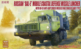 """Bal-E"" Mobil Coastal Defense Missile Launcher early"