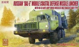 """Bal-E"" Mobil Coastal Defense Missile Launcher early"