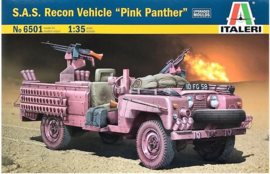 "Italeri | 6501 | Recon Vehicle ""Pink Panther"" 