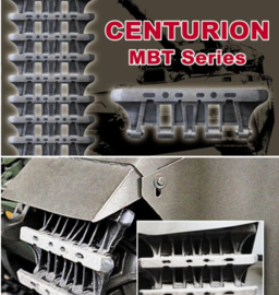 AFV Club | AF35338 | Centurion quick assembly tracks | 1:35