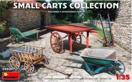 MiniArt | 35621 | Small Carts collection | 1:35