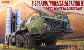 ModelCollect | 72085 | S-300 PMU1/PMU2 (SA-20 Grumble) 5P85SE Missile Launcher | 1:72