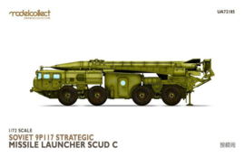 9P117 strategic missile launcher SCUD-C
