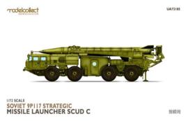 9P117 strategic missile launcher SCUD-C