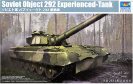 Trumpeter | 09583 | Soviet Object 292 experienced-Tank | 1:35