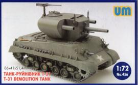 T31 Demolition tank