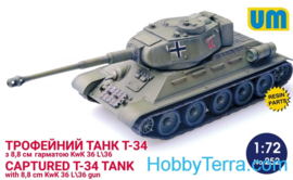 T-34 with 88mm