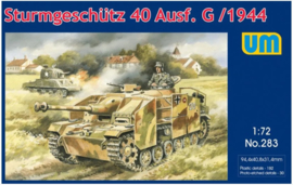 UM   283   Sturmgeschütz 40 Ausf.G/1944   1:72