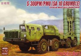 S-300PM/PMU (SA-10 Grumble),5P85D Missile launcher