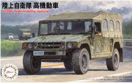 Fujimi | 723174 | JGSDF High Mobility Vehicle | 1:72