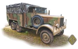 ACE | 72578 | Einheints-Diesel, 2,5t 6x6 LKW | 1:72