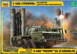 "Zvezda | 5068 | S-400 ""Triumph"" SA-21 Growler | 1:72"