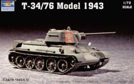 T34/76 model 1943