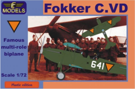 LF models | PE7202 | Fokker C.VD | 1:72