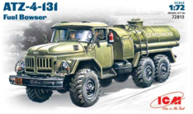 ICM | 72813 | ATZ-4-131 Fuel Bowser | 1:72