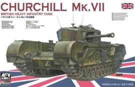 AFV Club | AF35324 | Churchill Mk.VII | 1:35