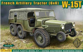 ACE | 72536 | W-15T 6x6 French artillery tractor | 1:72