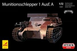 Attack | 72907 | Munitions schlepper 1 ausf.A | 1:72